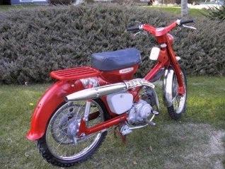 3.Honda C105_3