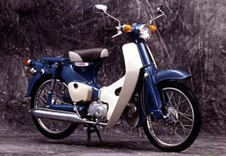 Honda C50 - 1966